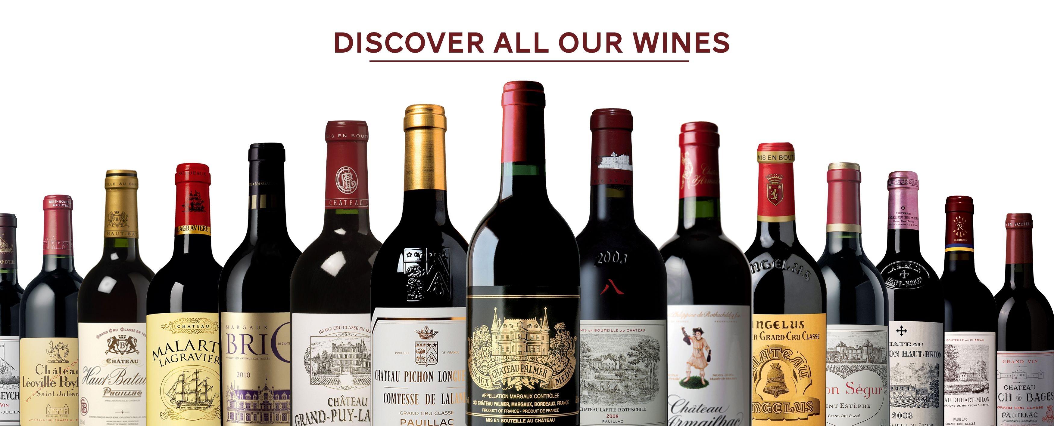 Bordeaux, Crus Classés and 2nd Vin
