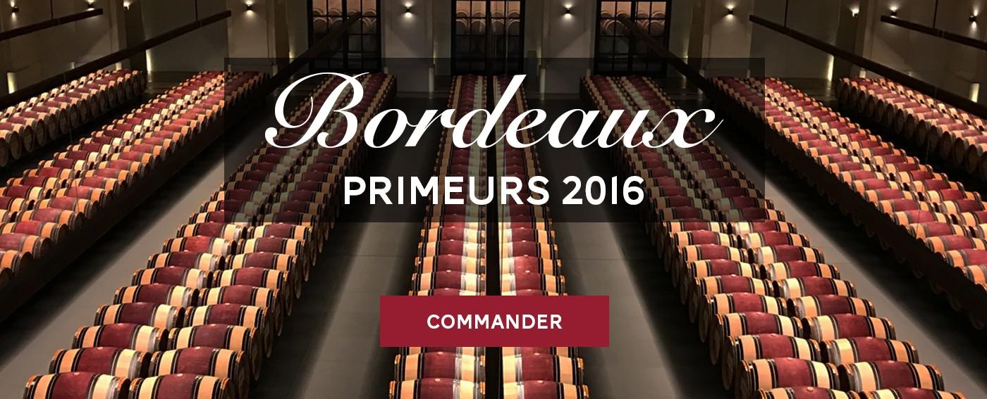 Bordeaux, Primeurs 2016