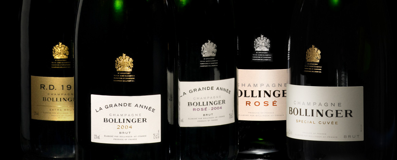 Bollinger, Grands Champagnes aux meilleurs prix