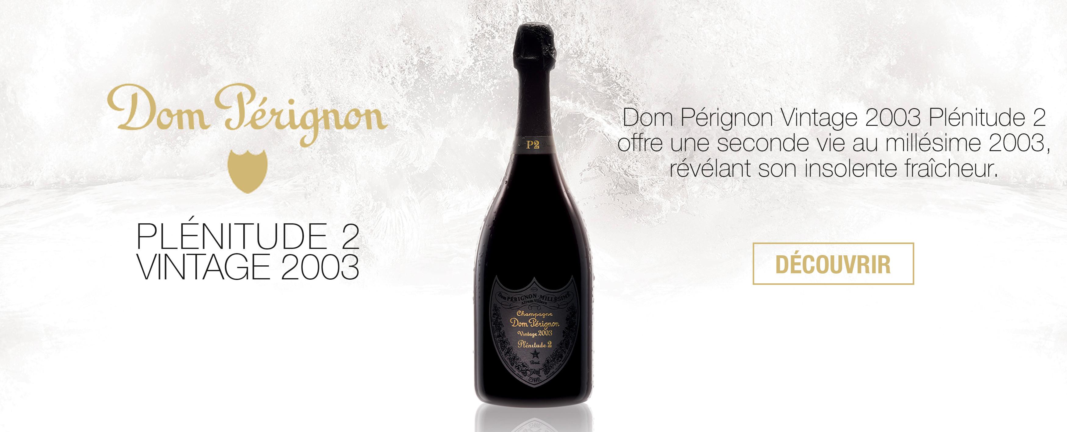 Dom Pérignon P2 2003