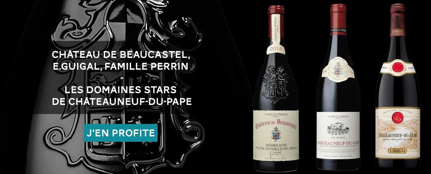 Les Stars de Châteauneuf du Pape