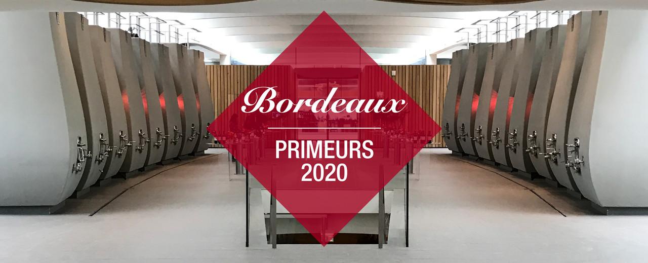 Bordeaux' Best wine En Primeurs Vintage 2020